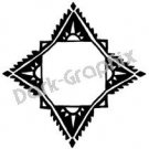 Southwest 4 Ancient Logo Symbol (Decal - Sticker)