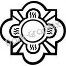 Southwest 7 Ancient Logo Symbol (Decal - Sticker)