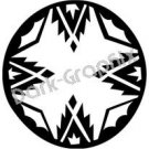 Southwest 10 Ancient Logo Symbol (Decal - Sticker)