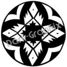 Southwest 12 Ancient Logo Symbol (Decal - Sticker)
