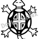 Southwest 18 Ancient Logo Symbol (Decal - Sticker)