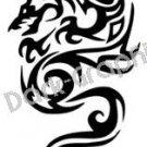 Dragon 19 Fantasy Logo Symbol (Decal - Sticker)