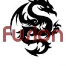 Tribal Dragon Style 3 (Decal - Sticker)