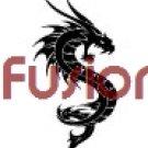 Tribal Dragon Style 12 (Decal - Sticker)