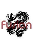 Tribal Dragon Style 13 (Decal - Sticker)