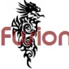Tribal Dragon Style 16 (Decal - Sticker)