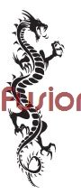 Tribal Dragon Style 20 (Decal - Sticker)
