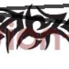 Tribal Tattoo Design Element Style 8 (Decal - Sticker)