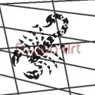Tribal Tattoo Design Element Style 31 (Decal - Sticker)