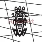 Tribal Tattoo Design Element Style 42 (Decal - Sticker)