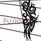 Tribal Tattoo Design Element Style 50 (Decal - Sticker)