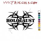 Holocaust Band Music Artist Logo Decal Sticker