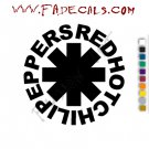Red Hot Chili Peppers Band Music Artist Logo Decal Sticker