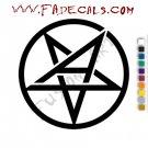 Anthrax Band Music Artist Logo Decal Sticker