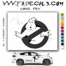 GhostBusters Movie Logo Decal Sticker