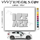 Ice Age Movie Logo Decal Sticker