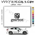 Gearbox Software Video Game Logo Decal Sticker
