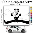Quagmire Family Guy Vinyl Decal & Sticker