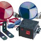 Able2 Sho-Me - Trunk Light Kit - Halogen (Red/Red) With Flasher