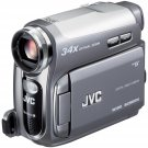 JVC GR-D770U MiniDV Camcorder with 34x Optical Zoom