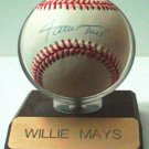 Willie Mays Autographed ball  MINT!