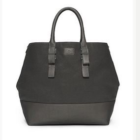 C Wonder Sparkle Tote in Grey, NWT, Large Carry All, MSRP $128.00