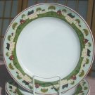 WARREN KIMBLE COUNTRY LIFE ROUND PLATTER / CHOP PLATE