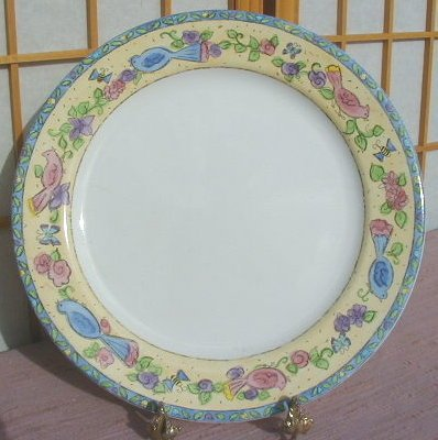 """SANGO BIRDS AND THE BEES CHOP PLATE OR  ROUND PLATTER NEW 12 1/2"""""""