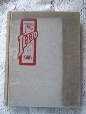 THE ILLIO 1906 YEARBOOK - UNIVERSITY OF ILLINOIS