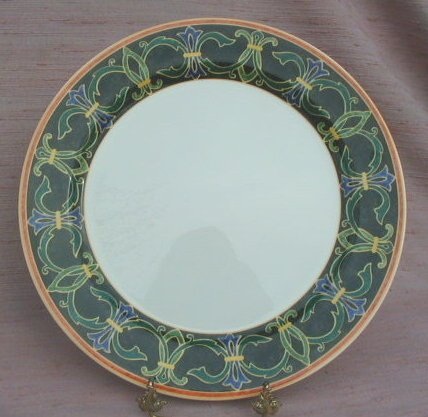 """Victoria Beale Napoli 9030 Chop Plate or Round Serving Platter 12"""" NEW"""