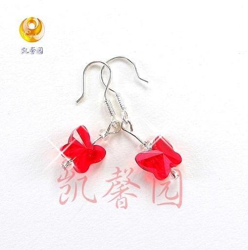 Swarovski Crystal Earring(B)