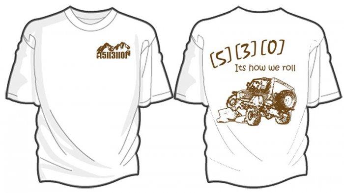 Rollover T-Shirt