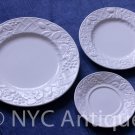 Mikasa English Countryside Dinner Plates -- Set of 3 -- FREE SHIPPING