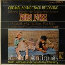 Born Free by John Barry {Original Sound Track Recording} -- SE-4368, SW-90882