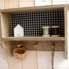 Country style Wall Storage