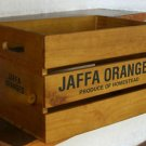 Jaffa Oranges Wooden Box