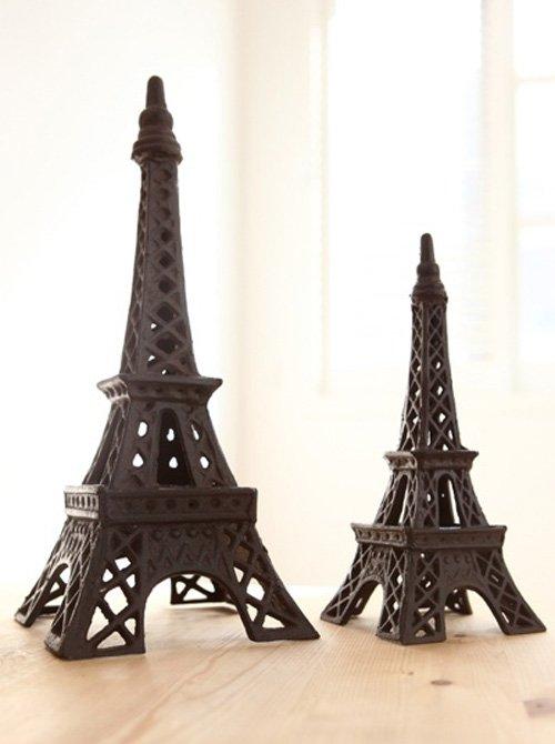 Metal Eiffel Tower