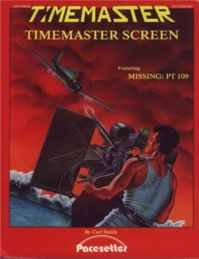 Time Master Screen & Module: Missing PT-109