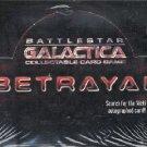 Battlestar Galactica CCG: Battlestar Galactica Betrayal Booster Box