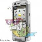 Sony Ericsson - P990i (64 MB) (premium silver)