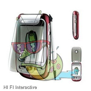 Motorola - A1200 (red)