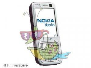 Nokia - N73 (128 MB) (m.brown/f.white)