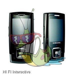 Samsung - E900 (black)