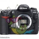 Nikon - D200 (body) (EN) (black)