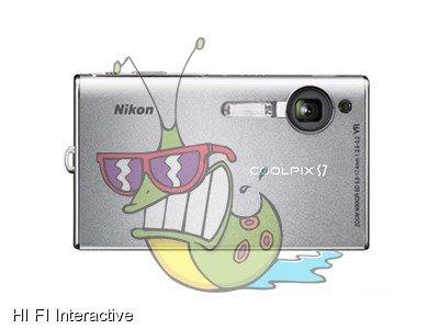 Nikon - CoolPix S7 (silver)
