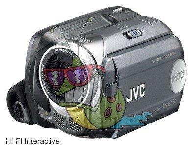 JVC - GZ-MG27 (black)