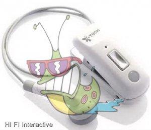 i-Tech - Clip V (white)