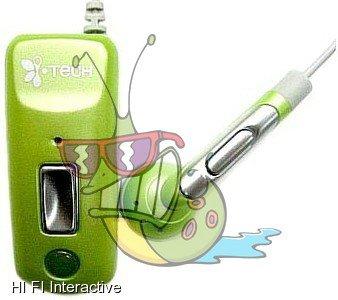 i-Tech - Clip V (green)