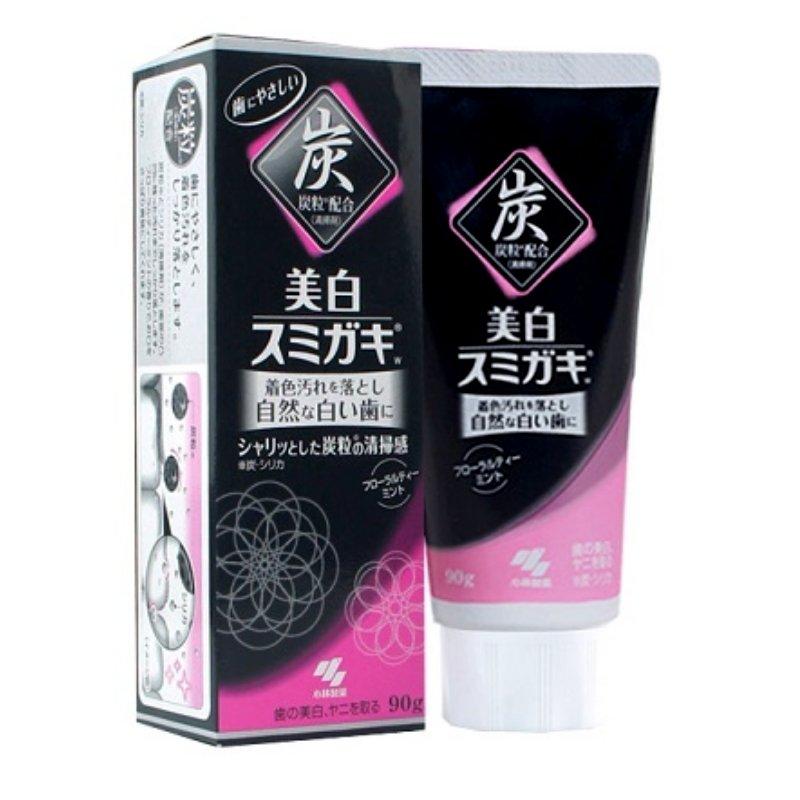 Kobayashi Sumigaki Charcoal Whitening Charclean Power Toothpaste 90g