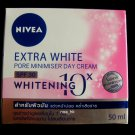 Nivea Extra White Pore Minimiser Day Cream SPF30 50ml